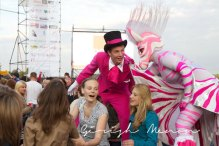 Lamere festival in Almere