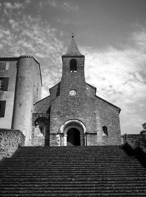Church near Lincou