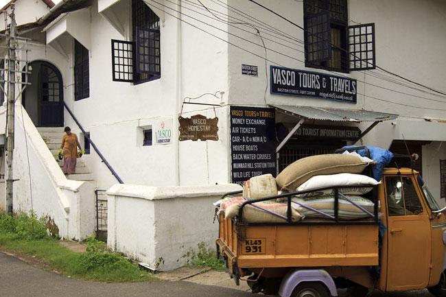 Vasco Homestay, Fort Cochin.