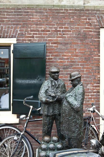 Cheese destination, Alkmaar.
