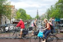 Prinsengracht bridge