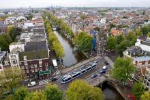 View from Westerkerk