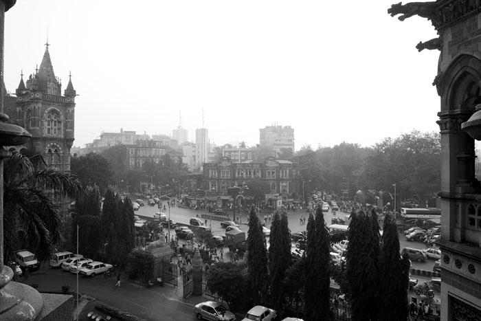 Victoria Terminus or Mumbai CST Heritage walk