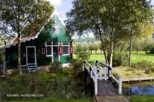 Zaanse Schans near Amsterdam